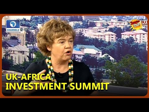 UK-Africa Investment Summit, A Huge Opportunity For Nigeria - Catriona Laing