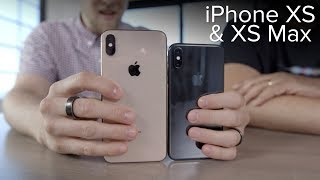 iPhone XS & XS Max unboxing and quick portrait mode test