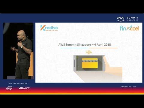 AWS Summit Singapore Opening Keynote [Thai]