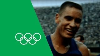 """The Wings Of An Eagle"" Billy Mills Memories Of Underdog Glory 