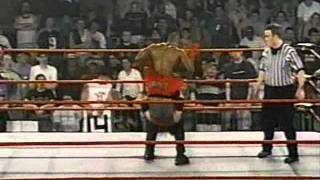 NWA Tag Team Ch : Triple X vs Jerry Lynn & Amazing Red