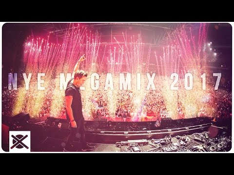 New Years Eve EDM MegaMix 2017 | EXTSY & Friends