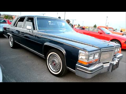 IMMACULATE '88 CADILLAC FLEETWOOD BROUGHAM - YouTube