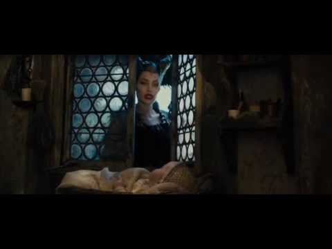 Maleficent funny scene (baby,toddler)