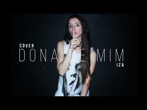 Dona de mim - Cover - (IZA) | Bruna Manenti