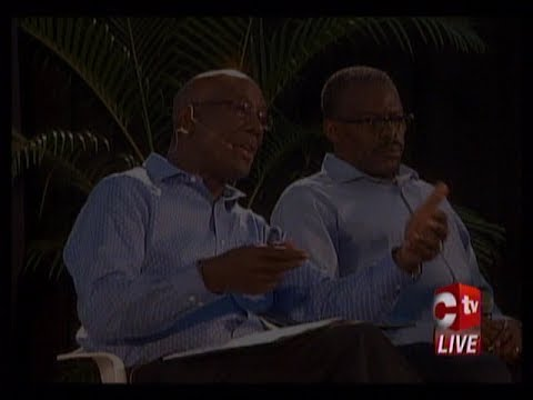 Conversations With The Prime Minister - Point Fortin