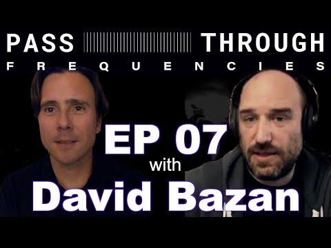'Pass-Through Frequencies' w/ Jim Adkins & David Bazan