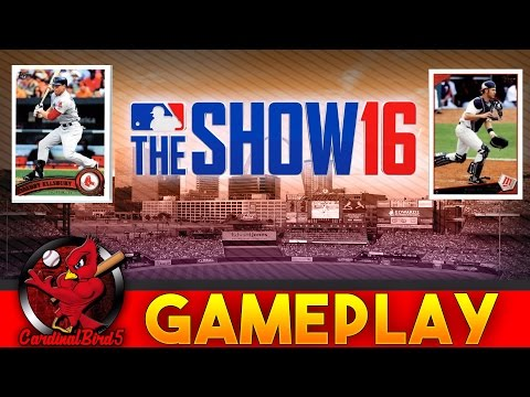 MLB The Show 16 Diamond Dynasty - Prime Jacoby and Mauer Debuts and Pujols heats up