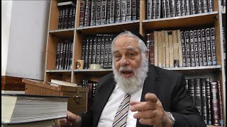 Rabbi Granofsky - Let's prepare ourselves