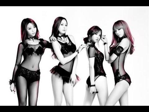 Move(무브)  - 4L(Four Ladies)(포엘)