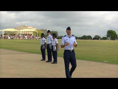 Air Force Basic Training Parade, 17 Nov 2017 (Official)
