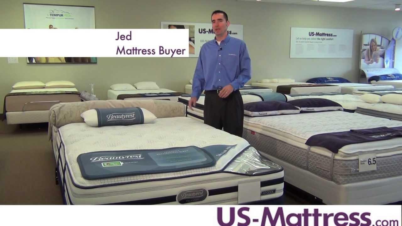 simmons beautyrest recharge world class firm mattress