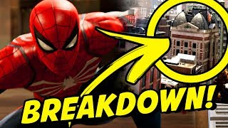 SPIDER-MAN (PS4) - PGW 2017 Everything You Missed! Doctor Strange, Shocker, Easter Eggs & More!