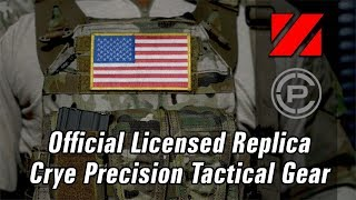 Official Licensed Replica Crye Precision Tactical Gear from ZShot
