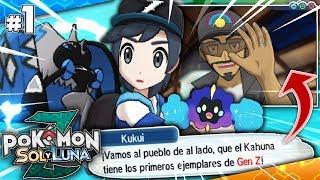 ¡SOMOS AGENTES SECRETOS! - Pokémon Sol y Luna Z | Ep.1