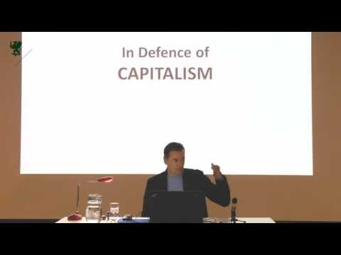Patrik Schumacher. In defence of capitalism. 2015
