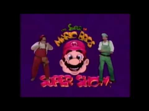 The Super Mario Bros  Super Show! The Plumber Rap Extended