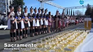 Hmong Report: Sacramento Hmong New Year 2017 Dec 04 2016