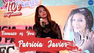 Patricia Javier | Because Of You live @ Ever Gotesco Commonwealth