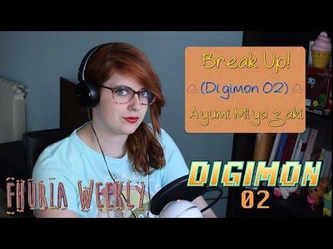 BREAK UP! (Digimon Adventure 02) || COVER