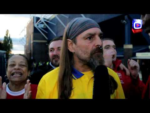 Arsenal FC 1 West Brom 1 - Bully Very Unhappy With Ref - ArsenalFanTV.com
