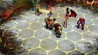 King's Bounty. The Legend, ролик для выставки E3 2007