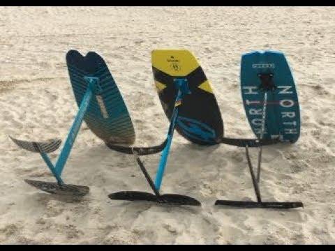 Hydrofoil Kitesurfing Box Wing Doovi