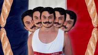 צרפתי בן ז*נה!