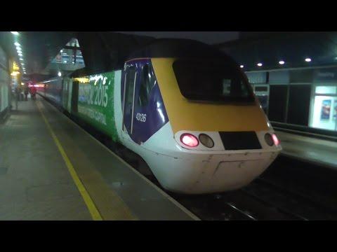 Great Western Railway (GWR) Class 43 HST Ride: Reading to London Paddington - 08/12/16