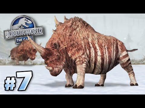 Elasmotherium UNLOCKED!!! || Jurassic World - Cenozoic Series - Ep7 HD