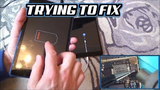 Trying to FIX: Amazon Tablet and iPad