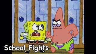 School Portrayed by Spongebob thumbnail