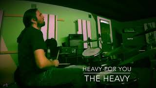 The Heavy /Heavy for You /Drum Cover by flob234