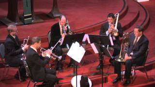 Monteverdi Brass perform: Guillaume Dufay - Chansons Thumbnail
