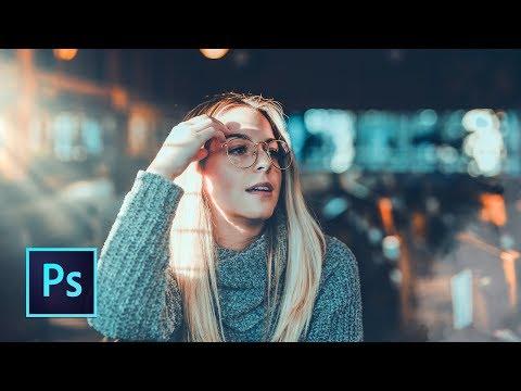 Photoshop cc Tutorial: Cinematic Color Tone | Photoshop Effect Tutorial