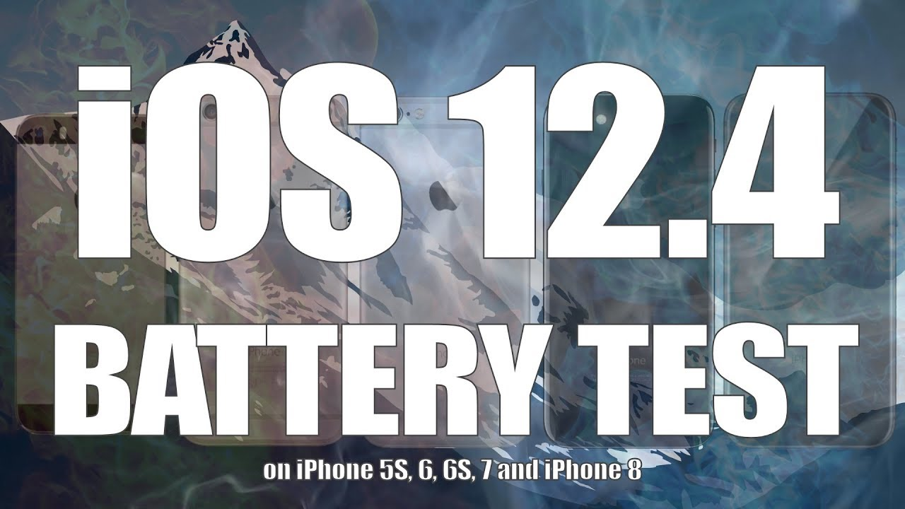 3.1 バッテリー ios13