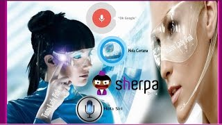 Cortana vs Siri vs Sherpa vs Google Now en Español 2015