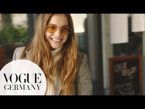 Vogue Model Diaries: Barbara Palvin