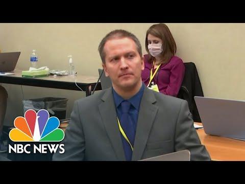 Live: Jury Reaches Verdict In Derek Chauvin's Trial On George Floyd's Death | NBC News