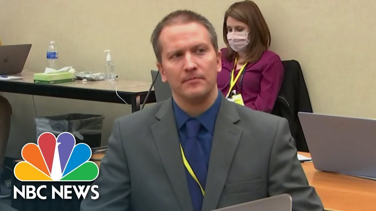 Live: Derek Chauvin Guilty On All 3 Charges In Murder Of George Floyd | NBC News