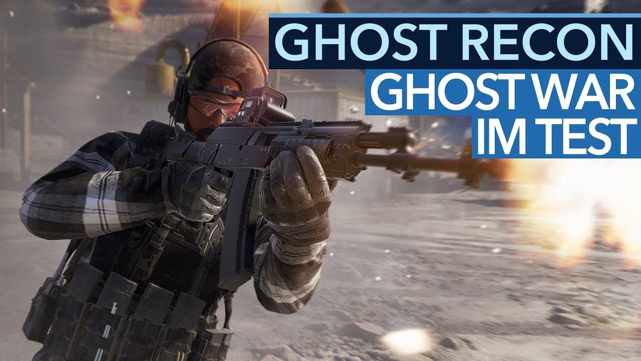Ein besseres Spiel dank Ghost War - Ghost Recon: Wildlands 2018 im Test