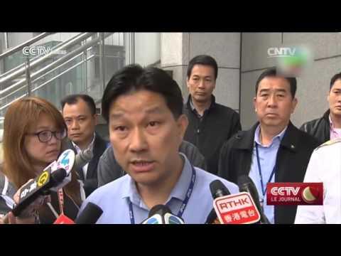 CCTV Le journal 19h 02/13/2016,présenté par:Elsa Suru-Yang