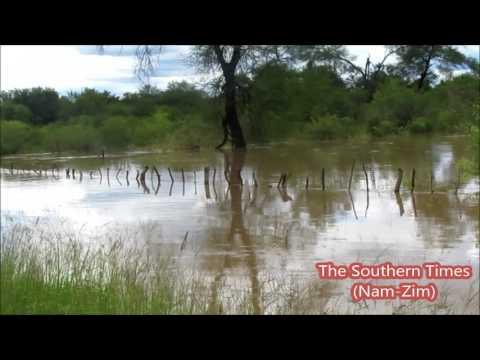Floods in Matabeleland-North, Zimbabwe