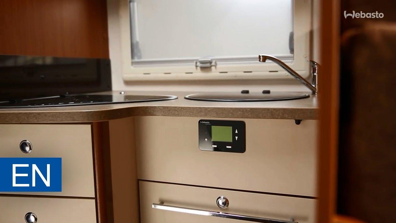 webasto dual top evo winter mode cabin heating hot. Black Bedroom Furniture Sets. Home Design Ideas