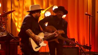 "Nathaniel Rateliff & The Night Sweats ""Trying so hard not to know"" Live at Berns Stockholm 180330"