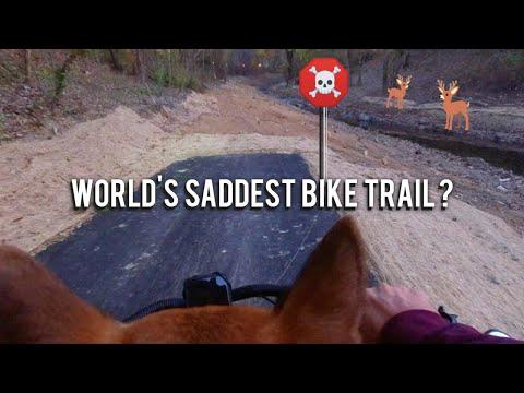 We found the saddest trail in America
