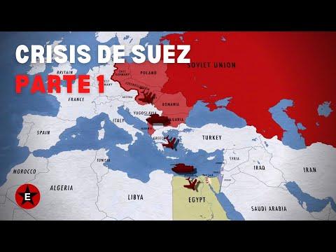 Crisis De Suez Parte 1 de 2