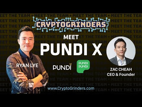 ICO: PundiX AMA with CEO Zac Cheah | 22 Oct 2017 |