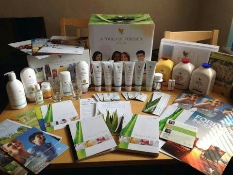 Introduction to Forever Living Products