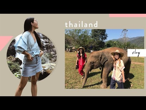 What to do in Chiang Mai, Thailand | vlog